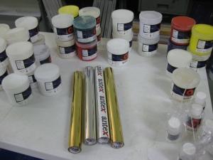 Antex Inks & Foils