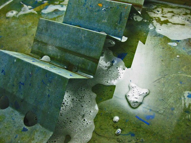 Washout-Sink