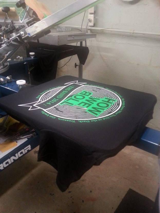 Ranar Screen Printing Press