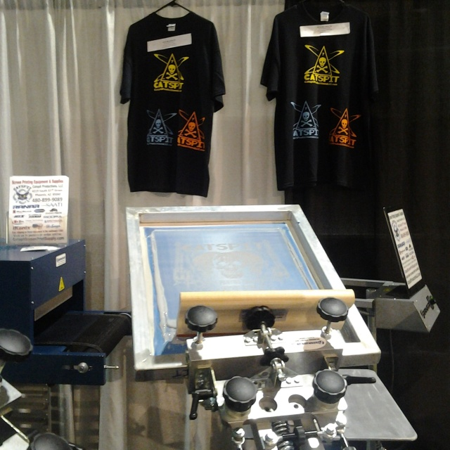 Phoenix Screen Printing Supplies at ISS Long Beach | Learn