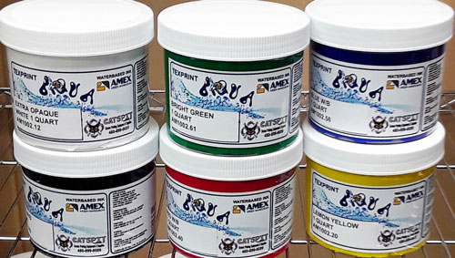 Water-Based-Inks